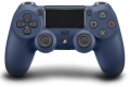 Controle de PS4 Playstation 4 Sony Dualshock 4 Modelo Novo Midnight Blue