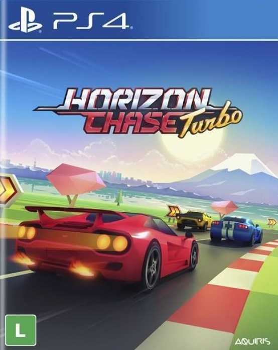 horizon chase turbo ps4 playstation 4 cgn games bh. Black Bedroom Furniture Sets. Home Design Ideas