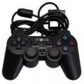 Controle PS2 Playstation 2 com Fio ( compatível )