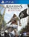 Assassins Creed Black Flag - PlayStation 4 em Português