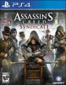 Assassins Creed Syndicate - PS4 Playstation 4 em Português