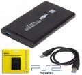Kit HD Externo e Memory Card com OPL para PS2 Playstation 2 com 101 Jogos PS2 / 32 Jogos de PS1 e 7.000 Jogos de Consoles Antigos
