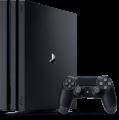 Console PS4 Playstation 4 Pro 4K com HD de 1 TB e 1 Controle Dualshock 4
