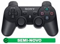 Controle sem Fio Sony Dualshock 3 Original PS3 Playstation 3 ( semi novo )