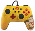 Controle Nintendo Switch Power A Wired com Fio Donkey Kong