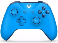 Controle Microsoft Xbox One Modelo Novo Azul com Entrada P2